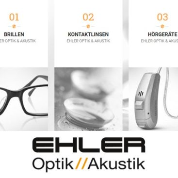 Optiker Flensburg Ehler Optik und Akustik